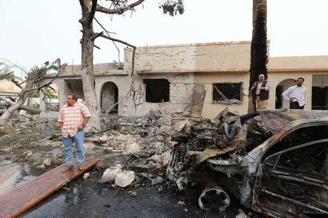 LM - ELAC attentat ambassade fr (2013 04 24) FR  2