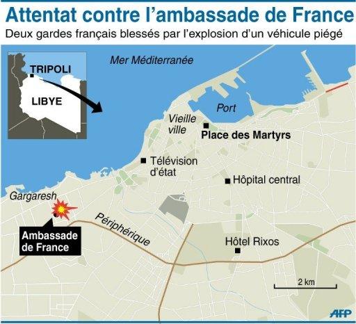 LM - ELAC attentat ambassade fr (2013 04 24) FR
