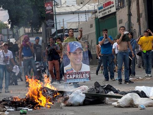 LM - FOCUS putch venezuela (2013 04 16) FR