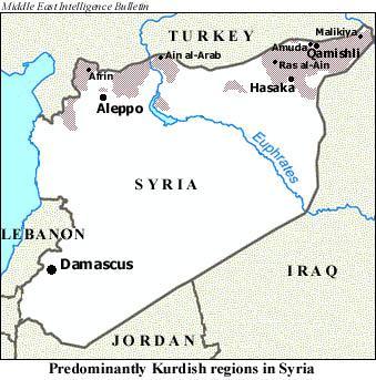 LM - SYRIA kurdes versus djihadistes (2013 05 27) FR 2