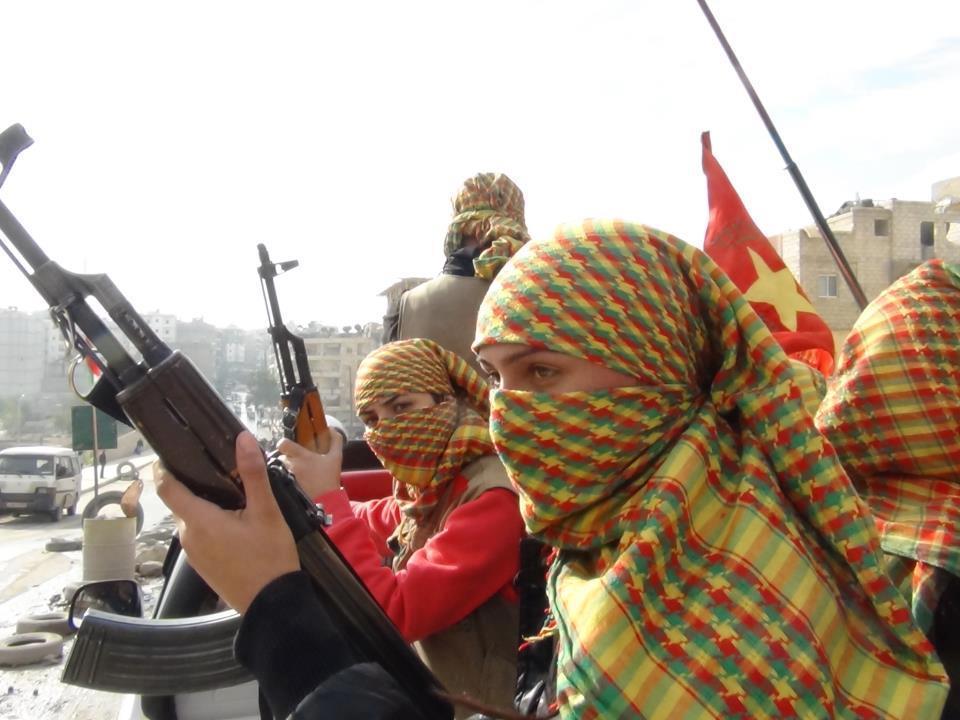 LM - SYRIA kurdes versus djihadistes (2013 05 27) FR