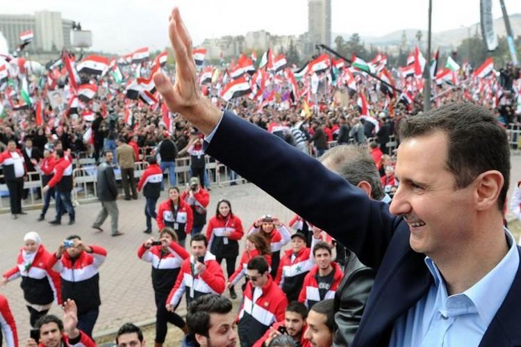 SYRIA - SC assad el manar (2013 05 31) FR