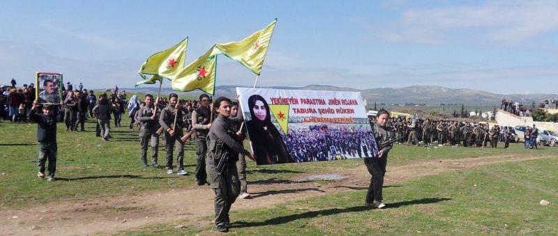 LM - SYRIA kurdes versus djihadistes (2013 05 29) IT 1