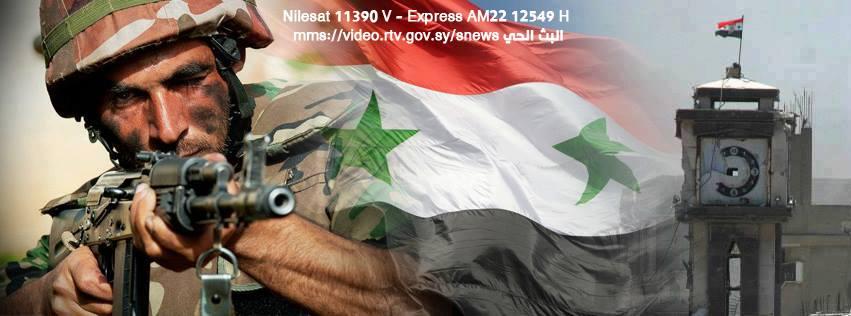 LM - le forze di assad verso homs (2013 06 17) IT