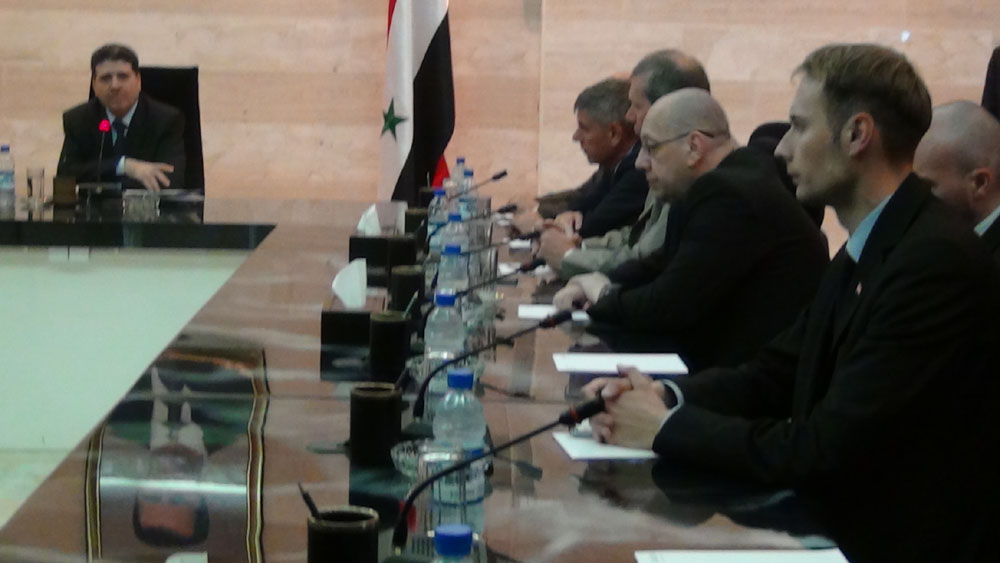 SYRIA COMMITTEES - CP lm a Damas (2013 06 15) FR 2