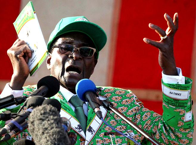 EODE - elections news ZIMBABWE 2 (2013 07 31) ENGL 2