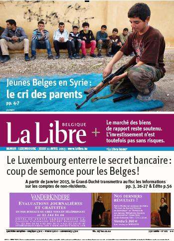 LM - FOCUS djihadistes belges (2013 07 02) IT 1