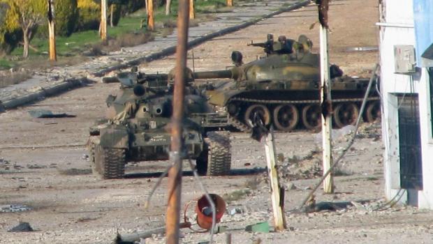 LM - Verso la liberazione di homs (2013 07 O3) IT  1