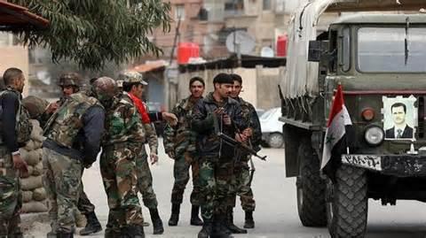 LM - Verso la liberazione di homs (2013 07 O3) IT  2