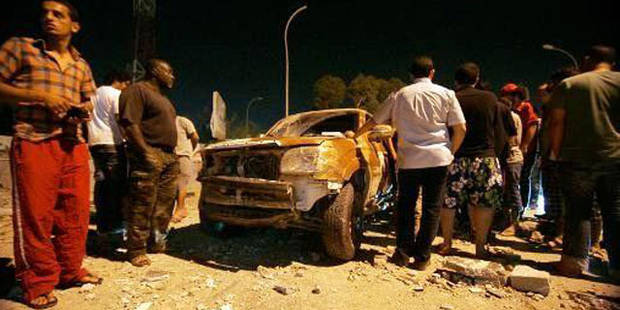 LM - ELAC affrontements tribaux en Libye (2013 08 25) FR