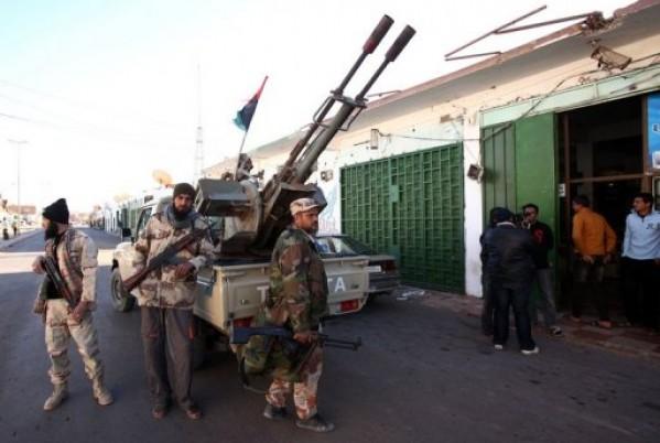 LM - ELAC affrontements tribaux en Libye (2013 08 28) ENGL