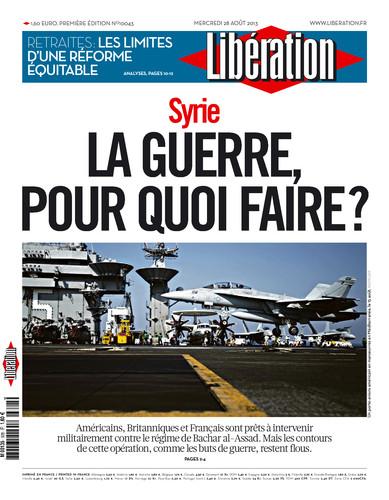 LM - FOCUS guerre médiatique en Syrie 2e partie (2013 08 09) FR