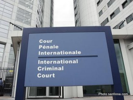 Bâtiment abritant la Cour pénale internationale à la Haye aux Pays-Bas