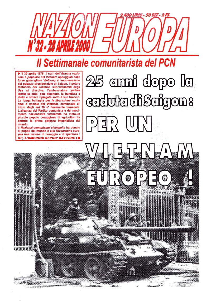NE cover #32 IT (vietnam) vl