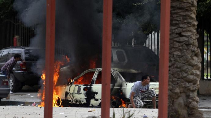 LM - FOCUS comprendre les combats de Benghazi (2013 11 25) FR