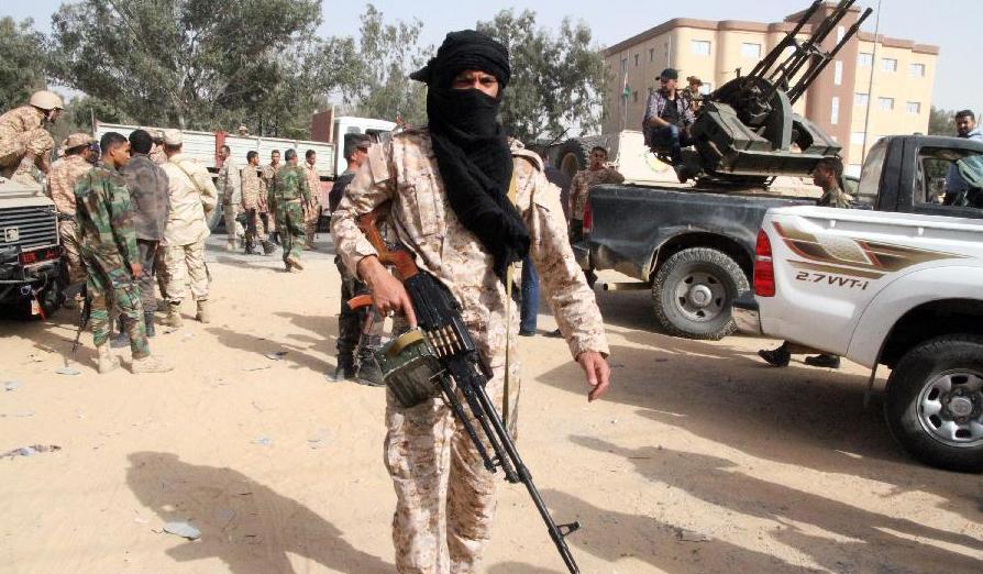 LM - FOCUS le chaos securitaire et militaire libyen (2013 11 18) FR 1