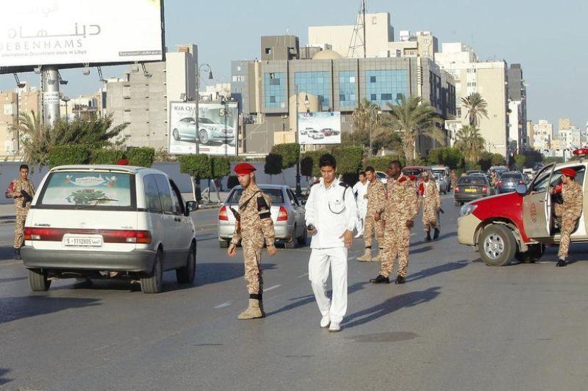 LM - FOCUS le chaos securitaire et militaire libyen (2013 11 18) FR 3