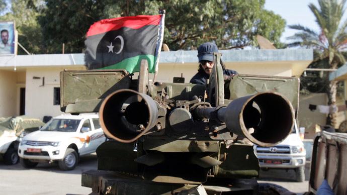 LM.NET - EN BREF new nato intervention Libya (2013 11 16) FR