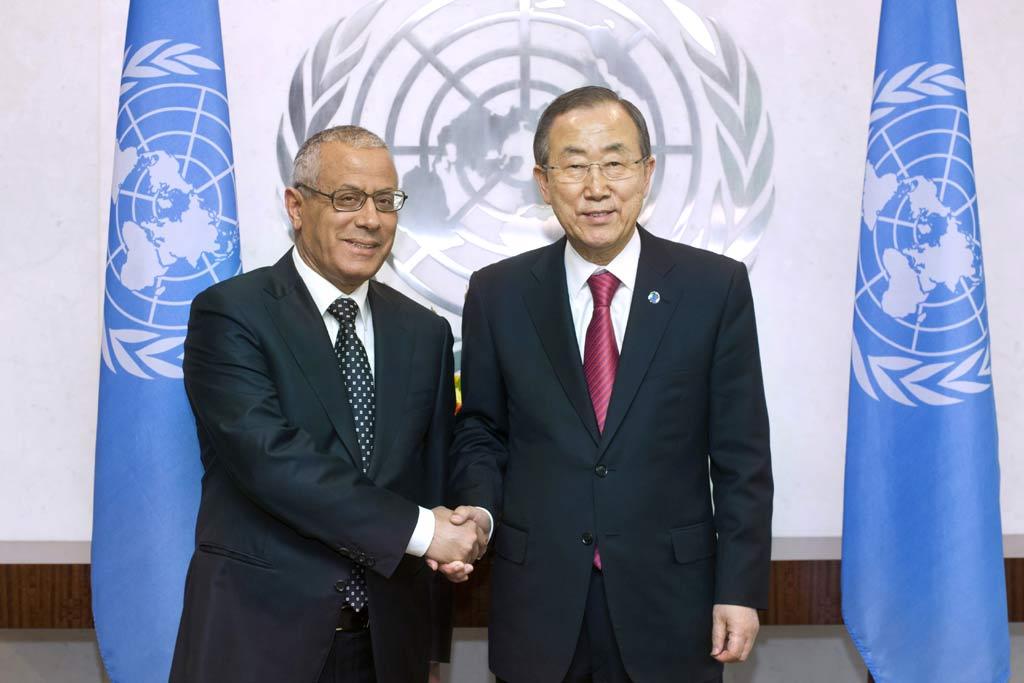 LM - ELAC pyromanes de l'ONU en Libye (2013 12 22) FR (2)