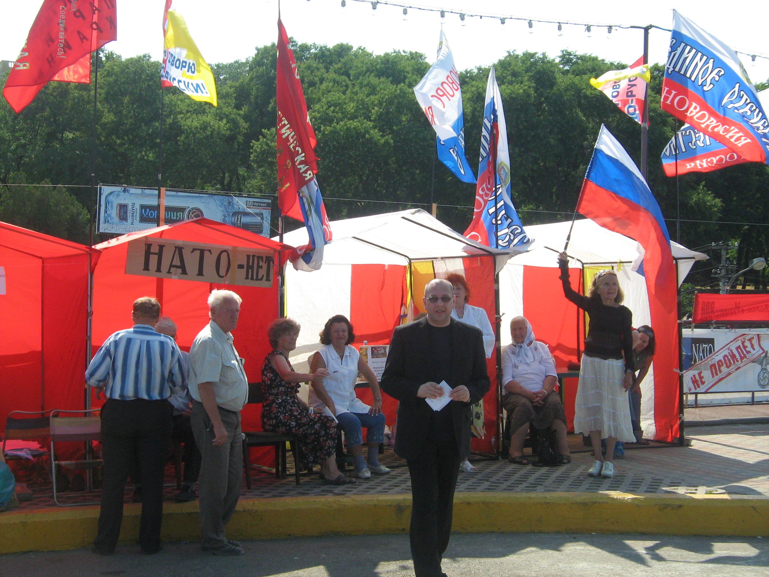 LM - PCN-SPO 3,5 millions d'ukrainiens ctre l'Ue (2013 12 08) FR (5)