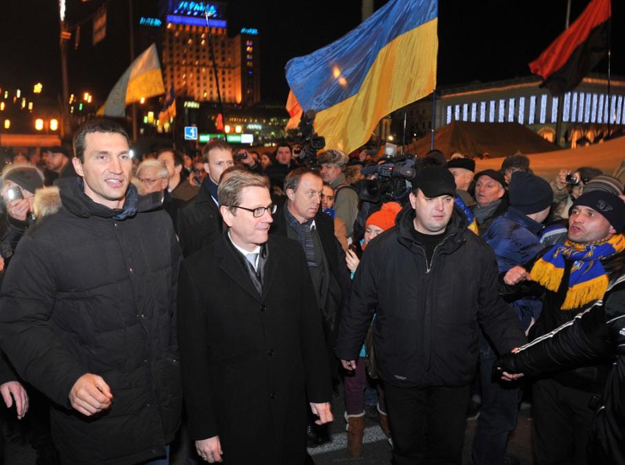 PIH - LM déstabilisation en Ukraine (2013 12 12) FR
