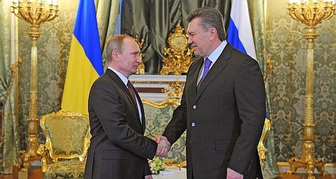 PIH - LM poutine sauve l'Ukraine de la faillite (2013 12 22) ENGL