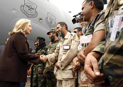 LIBYA-CONFLICT-US-DIPLOMACY-CLINTON