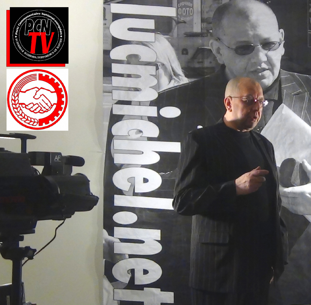 LM - PCN-TV VIDEO interview Stato & Potenza V. ITALIEN (2014 01 26) IT