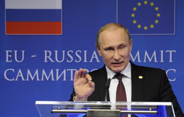 LM.NET - EN BREF 31e sommet UE-Russie PARTIE 1 (2014 01 30) FR