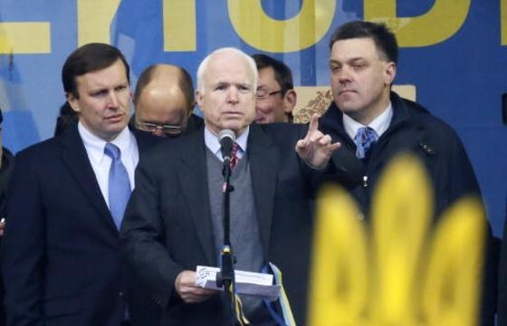 LM.NET - EN BREF choc Est Ouest en Ukraine (2014 01 26) FR