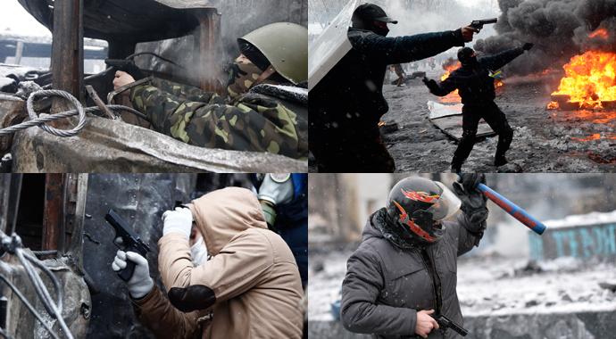 LM.NET - EN BREF mediamensonges Ukraine (2014 01 24)   FR 3