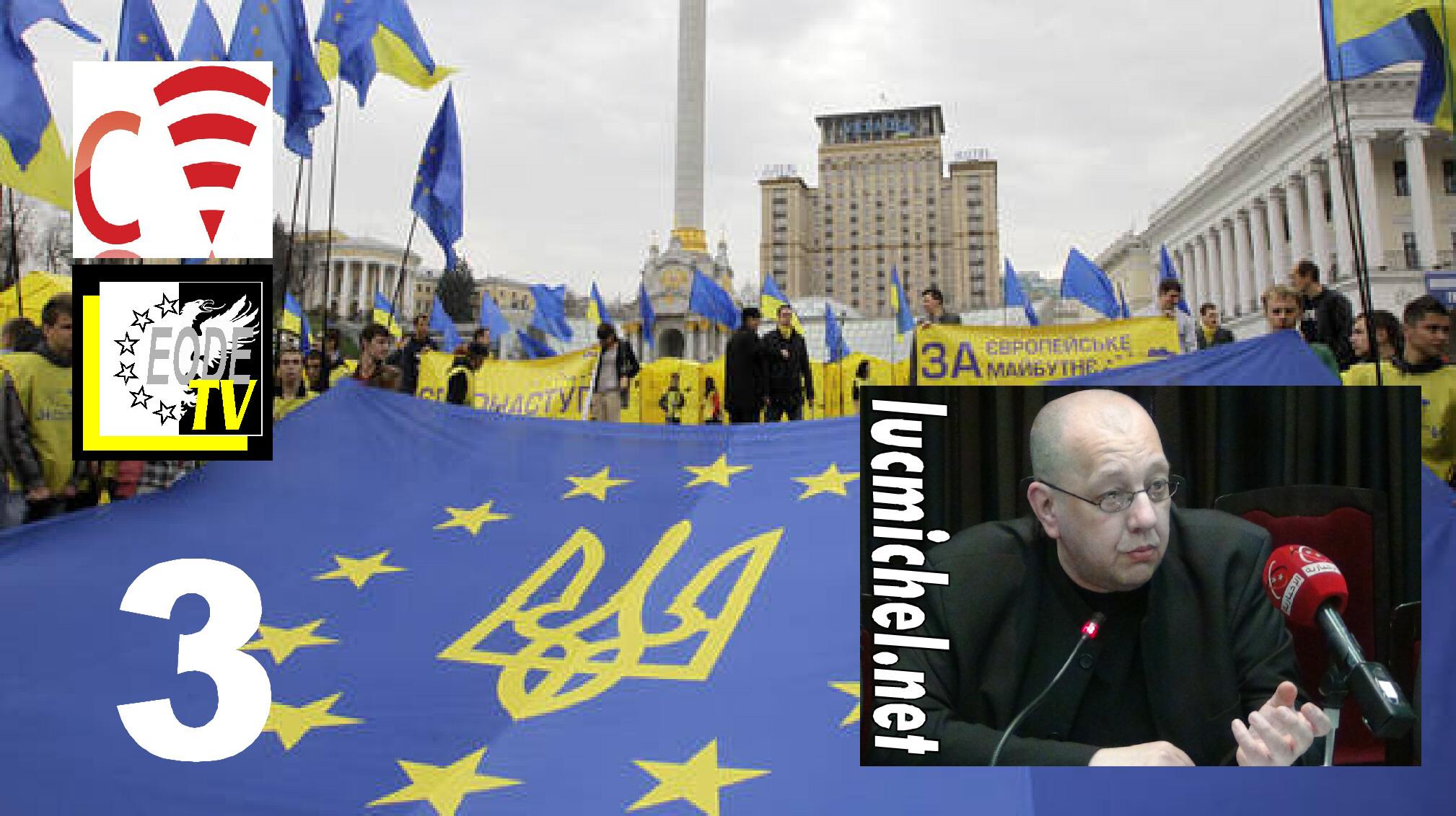 Logo UKRAINE v face LM pr RADIO CAMEROUN (clip 3)