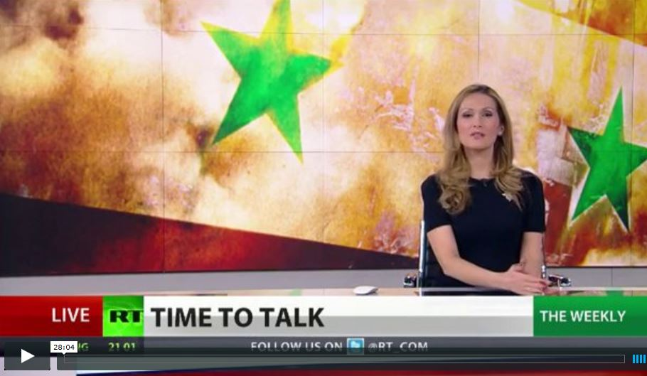 PCN-TV - RT weekly news 2014 003 (2014 01 19) ENGL