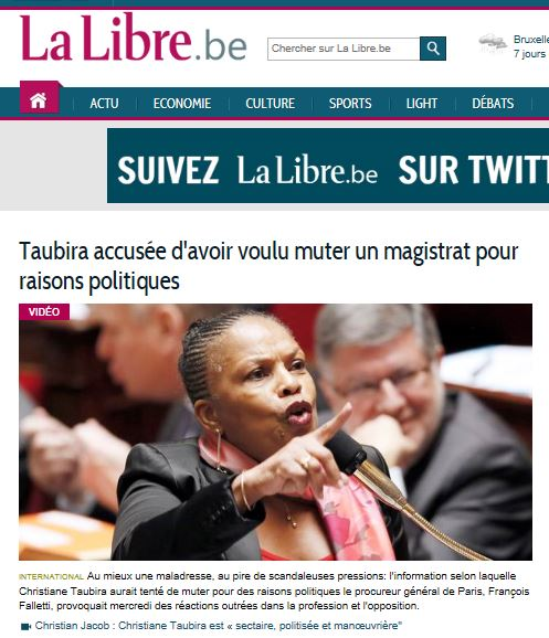 LM.NET - EN BREF dynasties bourgeoise (2014 02 06) FR 2