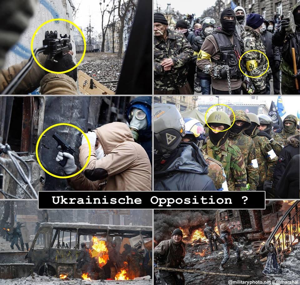 LM.NET - EN BREF nettoyage du Maidan (2014 02 19) FR