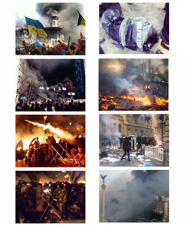 LM.NET - EN BREF scenes de guerre a kiev (2014 02 20) FR