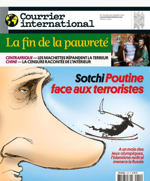 LM.NET - EN BREF terrorisme Ukraine Syrie Sotchi (2014 02 08) FR 2