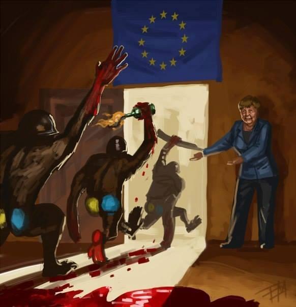 LM.NET - EN BREF madmen of kiev (2014 03 30) ENGL