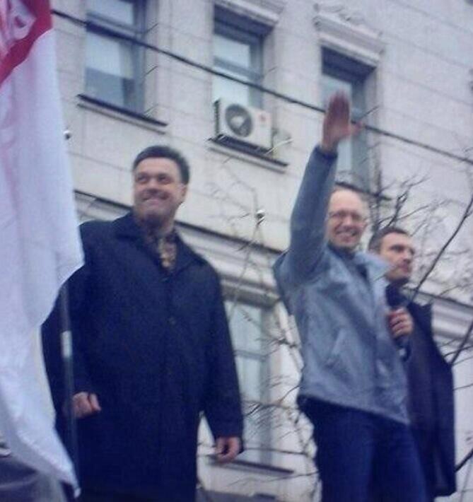 PIH - FB fascisme au coeur du r+®gime de Kiev (2014 03 11) FR