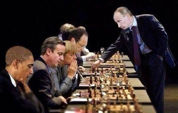 EODE - LM Poutine veut neutraliser Ukraine Moldavie (2014 03 31) FR 1