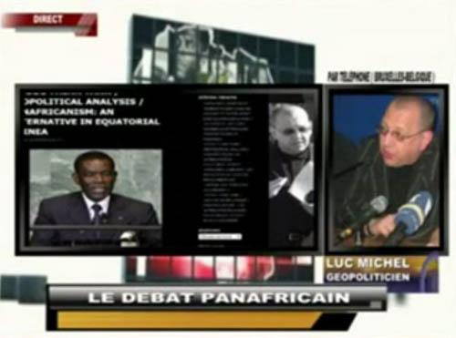 EODE-TV - LM quelle stratégie pour l'Afrique (2014 04 22) FR