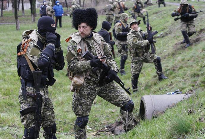 LM.NET - EN BREF bain de sang en Ukraine (2014 04 16) FR
