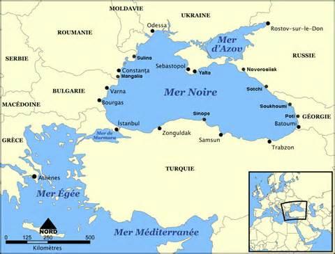 LM.NET - EN BREF l'axe am+йricain en Mer noire (2014 04 11) FR 2