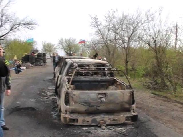 PCN-SPO - Ukraine eastern truce broken (2014 04 20) ENGL 1