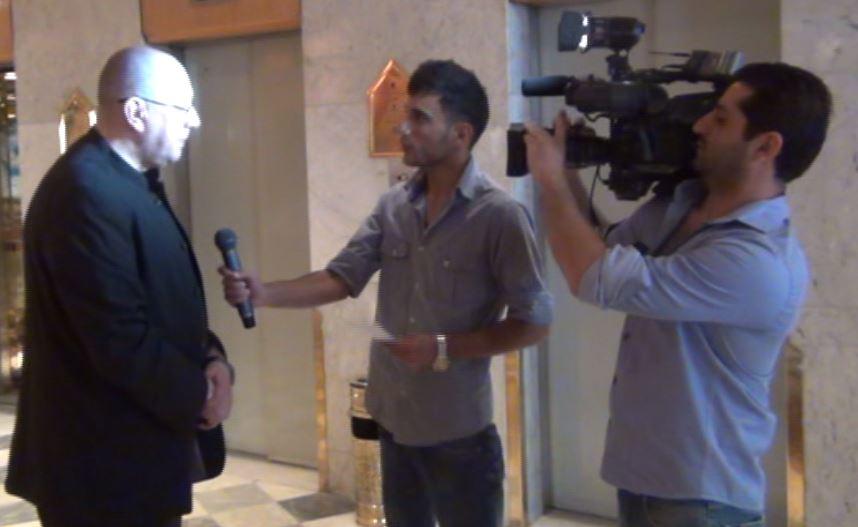 PCN-TV - LM sur Afrique Media Tv 5 (2014 04 07) FR