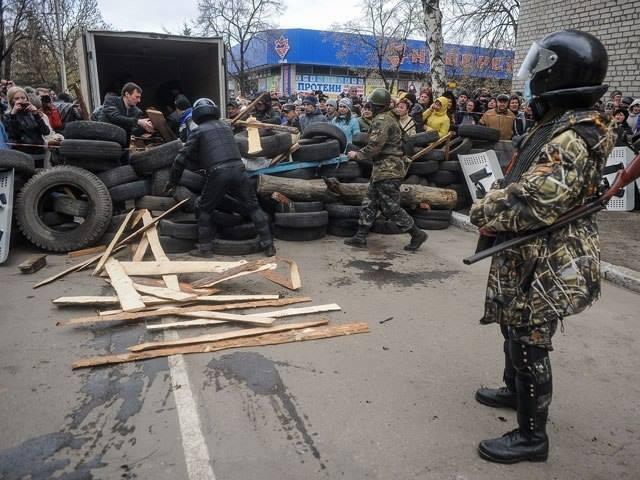 PIH - FB r+®pression et affrontement ds l'est ukrainien (2014 04 14) FR 1