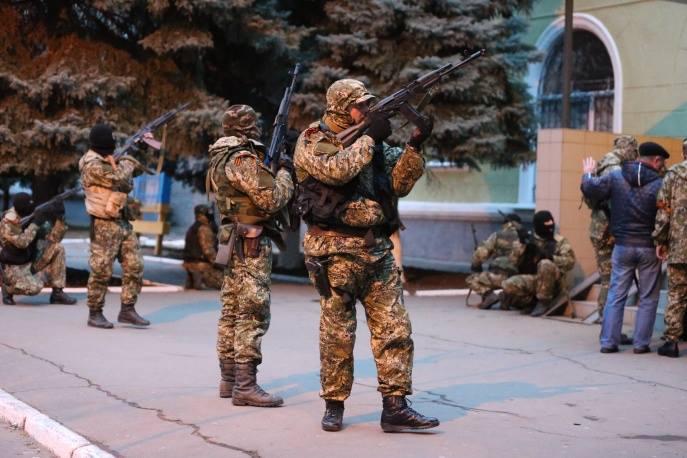 PIH - LM & FB arm+йe du Donbass (2014 04 15) FR (3)