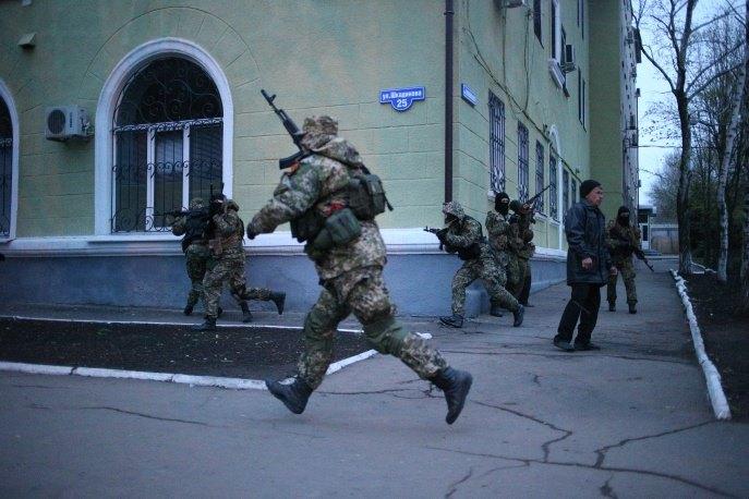 PIH - LM & FB arm+йe du Donbass (2014 04 15) FR (5)