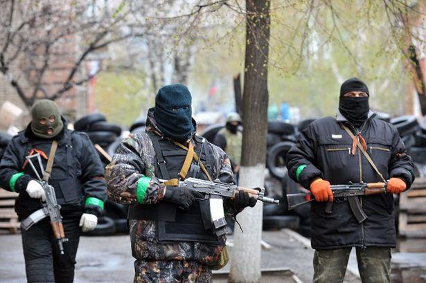 PIH - LM insurrection s'étend en Ukraine (2014 04 23) FR
