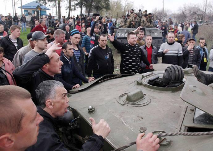 PIH - LM panique a Kiev (2014 04 16) FR
